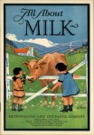Milk: All About Milk by Metropolitan Life Insurance Company (1929)