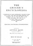 Grocer's Encyclopedia by Artemus Ward (1911)