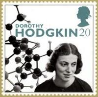 Dorothy Hodgkin stamp