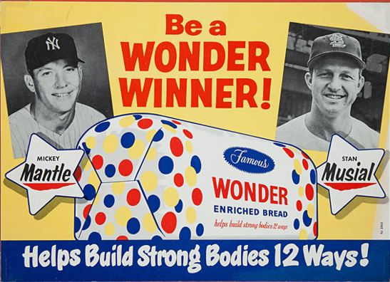 NH Wonder Bread Enriched