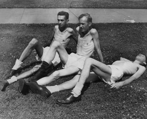 Minnesota Starvation Study during World War II