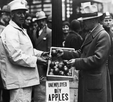 How Apples Became a Weapon Against the Great Depression